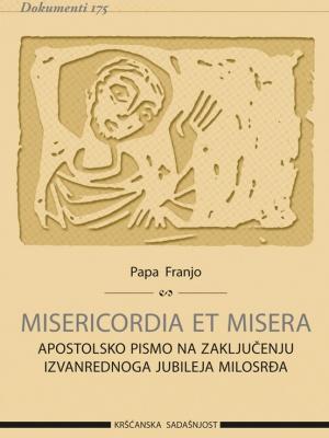 Papa Franjo: Misericordia et misera