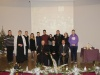 Održana Božićna čestitka na KBF-u (VIDEO)