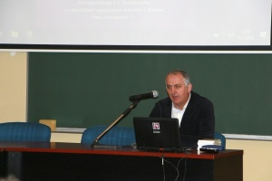 Održano gostujuće predavanje profesora Mirka Ćurića (VIDEO)