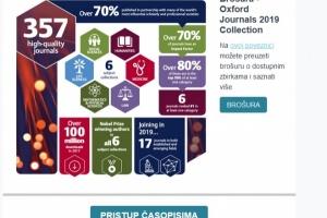 Oxford University Press dostupan znanstvenim i akademskim ustanovama u Hrvatskoj