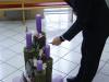 Paljenje druge adventske svijeće na Katoličkom bogoslovnom fakultetu