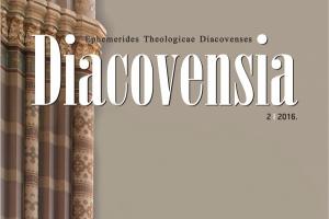 Novi broj Diacovensije