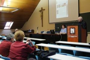 Održano predavanje o Josipu Lovretiću na KBF-u (VIDEO)