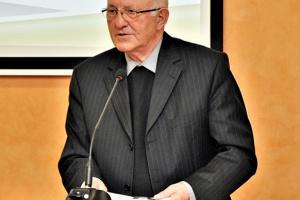 Prof. dr. sc. Pero Aračić izabran u počasno zvanje professora emeritusa