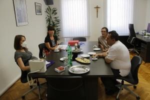 Realizacija razmjene nenastavnog osoblja u sklopu ERASMUS+ projekta